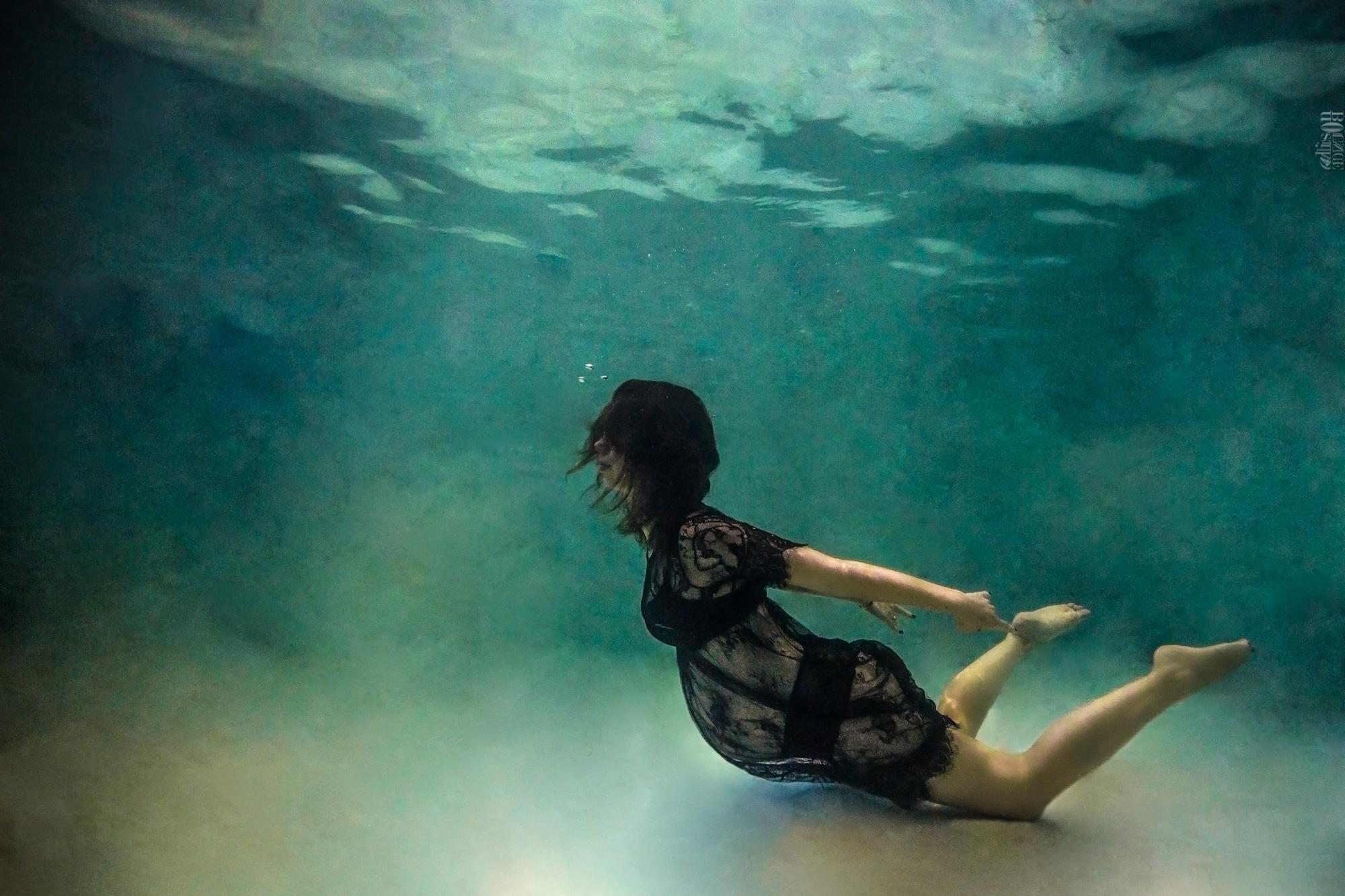 seance photo grossesse aquatique